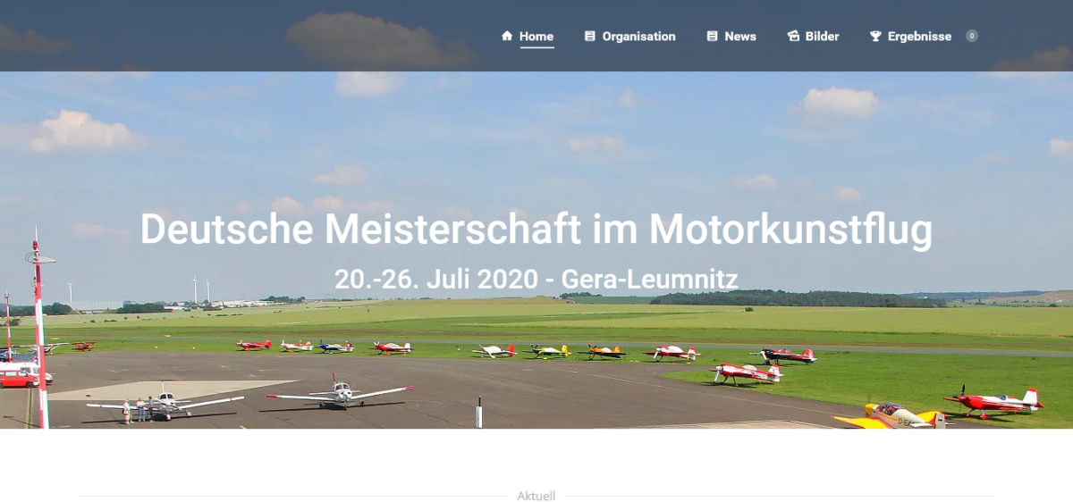 DM Motorkunstflug