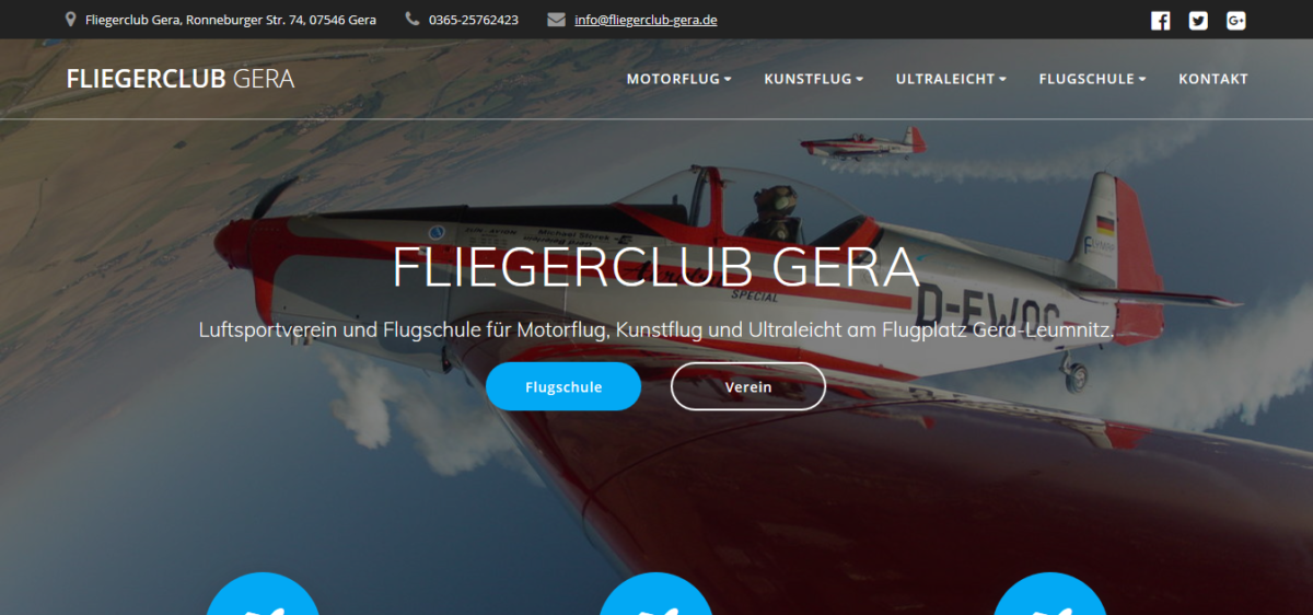 Fliegerclub Gera